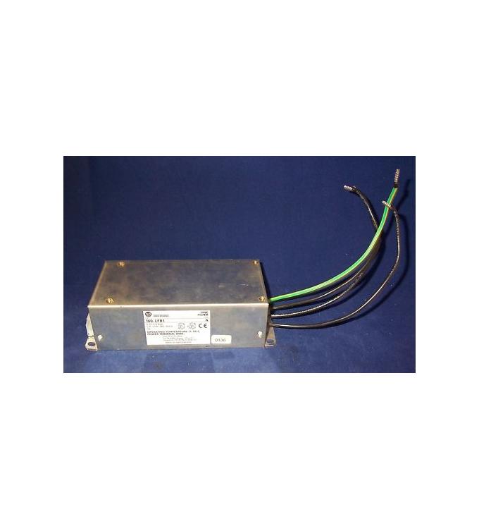 Allen Bradley Netztfilter 160-LFB1 GEB