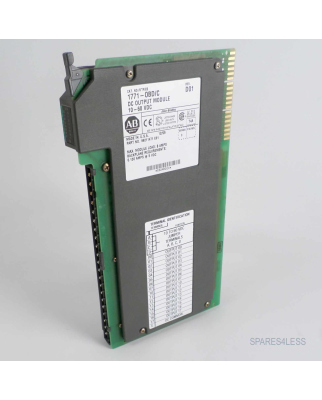 Allen Bradley Output Modul 1771-OBD/C 96211471 GEB