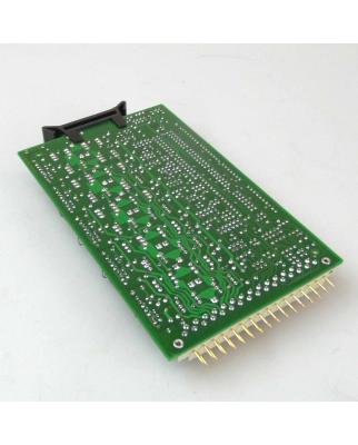 BERGER LAHR Leistungskarte D200.00 RS.04 NOV