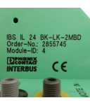 Phoenix Contact Buskoppler IBS IL 24 BK-LK-2MBD 2855745 GEB