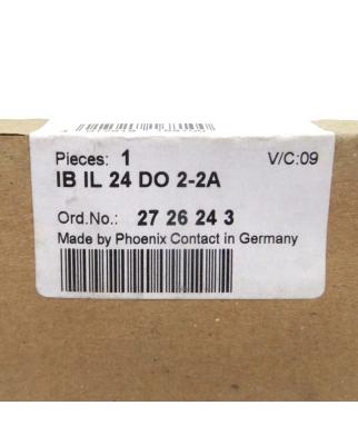 Phoenix Contact IB IL 24 DO 2-2A 2726243 SIE