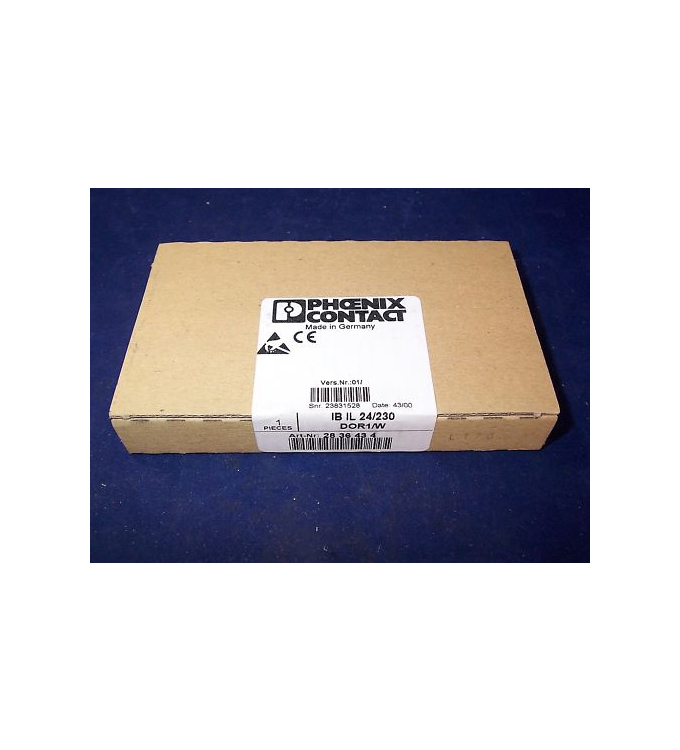 Phoenix Contact IB IL 24/230 DOR1/W 2836434 SIE