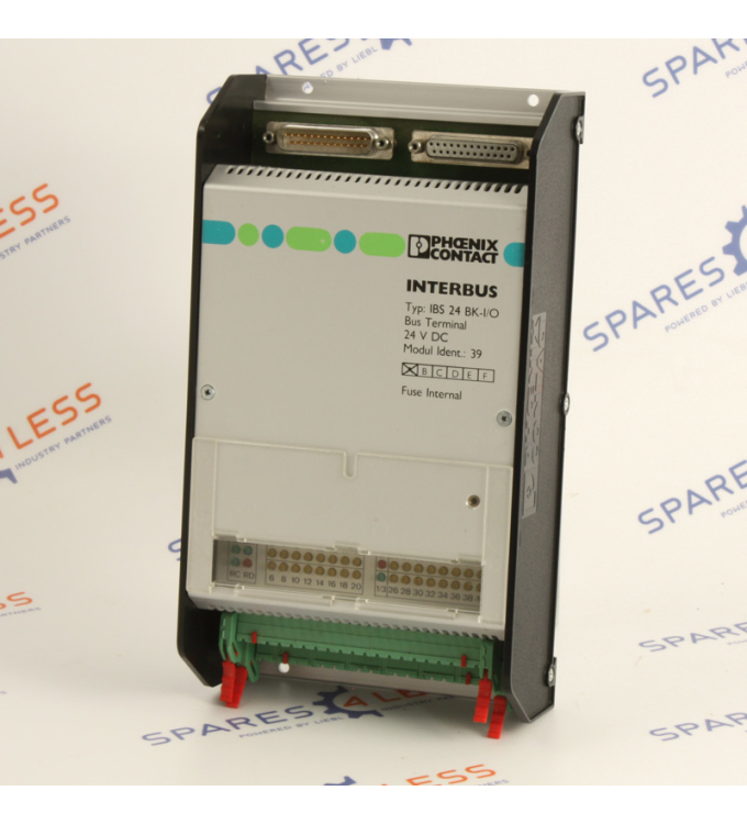 Phoenix Contact Interbus-S IBS 24 BK-I/0  Art. 2784133 GEB