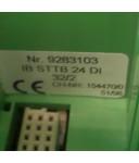 Phoenix Contact Interbus Klemmteil IB STTB 24 DI32/2 9283103 GEB