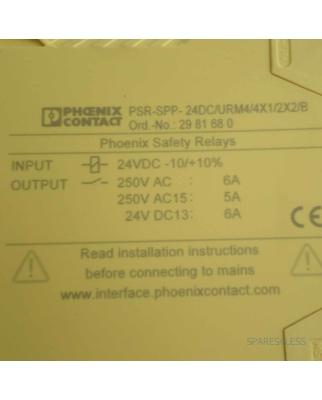 Phoenix Contact PSR-SPP-24DC/URM4/4x1/2x2/B 2981680 OVP