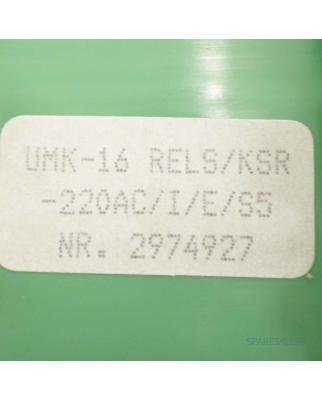 Phoenix Contact VARIOFACE UMK-16 RELS/KSR-220AC/I/E/S5 GEB