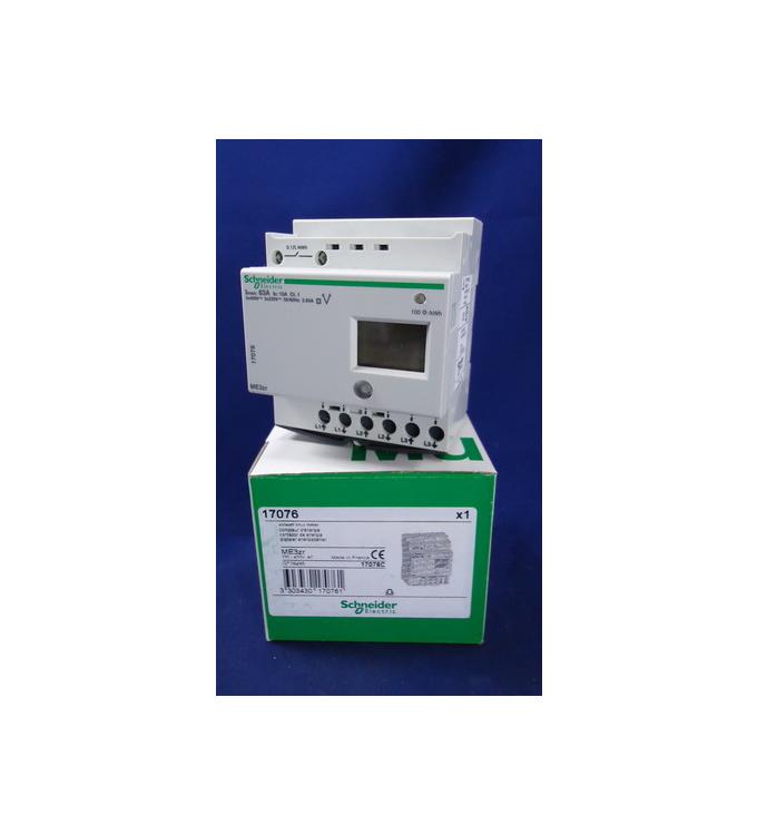 Schneider Electric ME3zr digitaler Energiezähler 17076 OVP