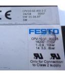 Festo Ventilinsel CPV-10-VI 90228 18200 T102 GEB