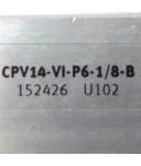Festo Ventilinsel CPV-14-VI Teile-Nr. 41448 18210 NOV