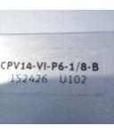Festo Ventilinsel CPV-14-VI Teile-Nr. 41449 18210 NOV