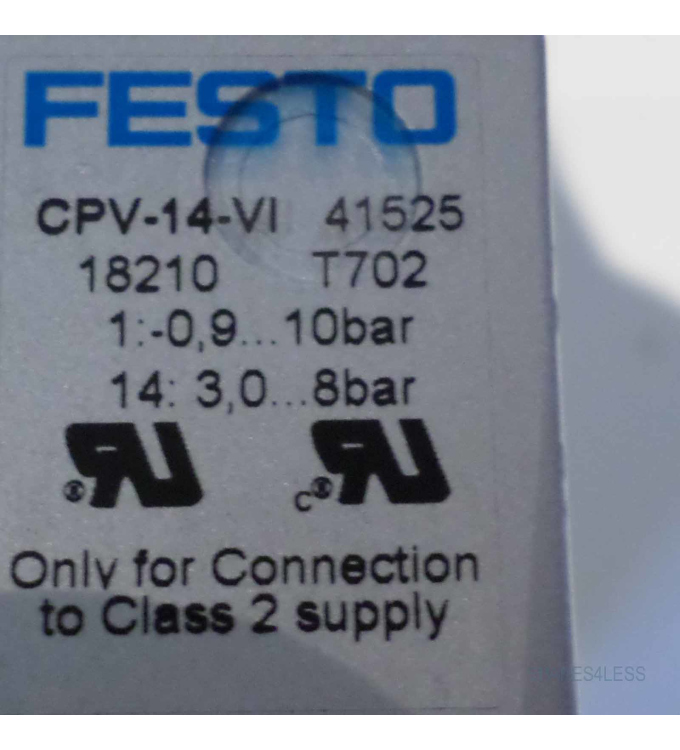 Festo Ventilinsel CPV-14-VI Teile-Nr. 41525 18210 GEB