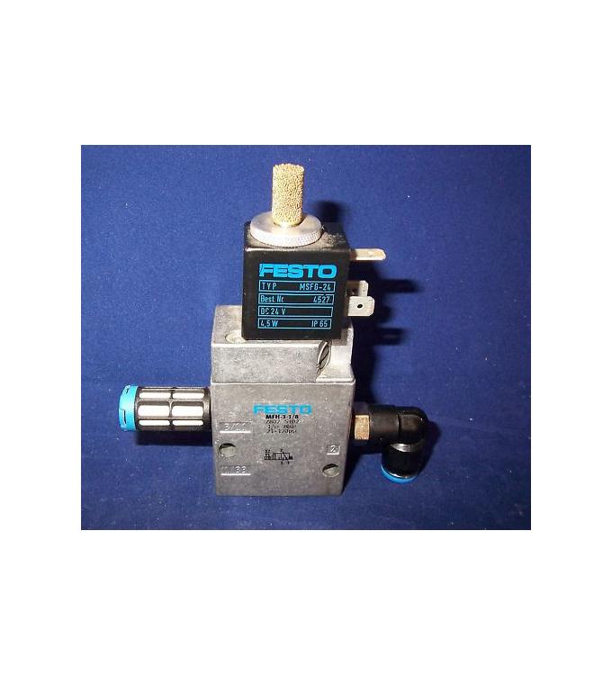 Festo Magnetventil MFH-3-1/8 7802 S102 MFH3187802S102 GEB