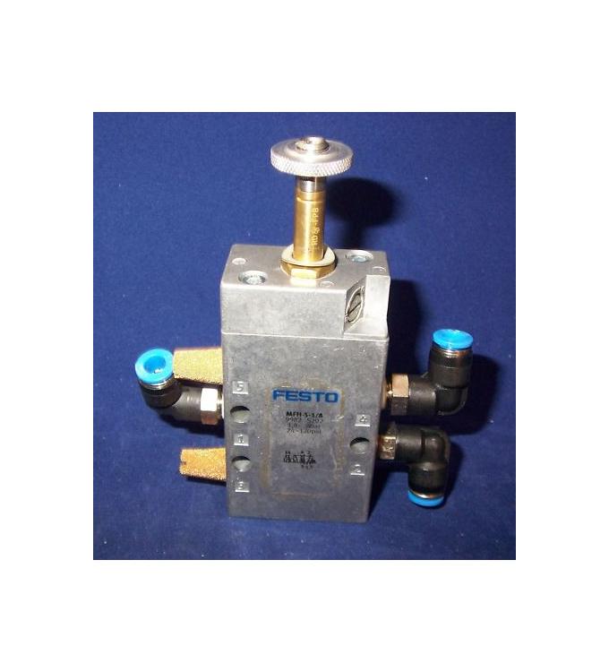 Festo  Magnetventil MFH-5-1/8 9982 S202 MFH5189982S202 GEB