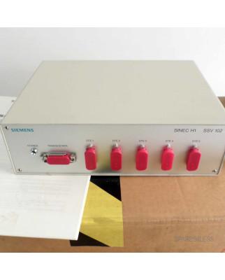 Siemens Simatic Schnittstellenvervielfacher 6GK1102-0AC00 OVP