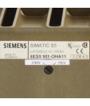 Simatic S5 Lüfterzeile 6ES5 981-0HA11 GEB