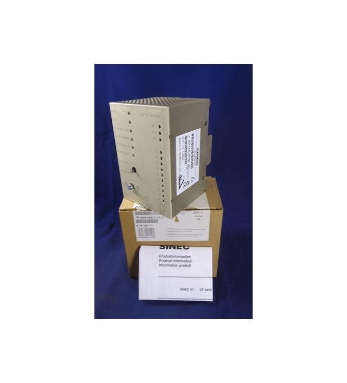 Simatic SINEC CP2433 6GK1243-3SA00 OVP