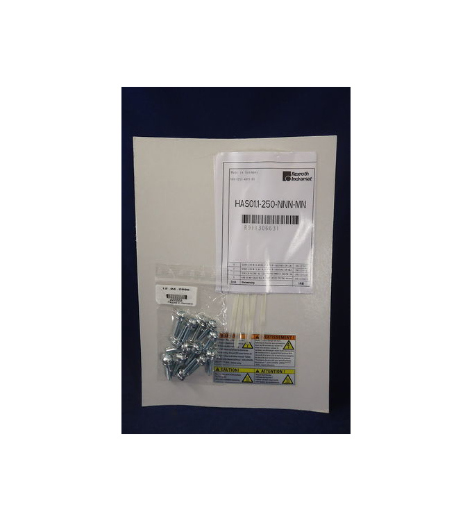 Rexroth HAS01.1-250-NNN-MN R911306631 OVP