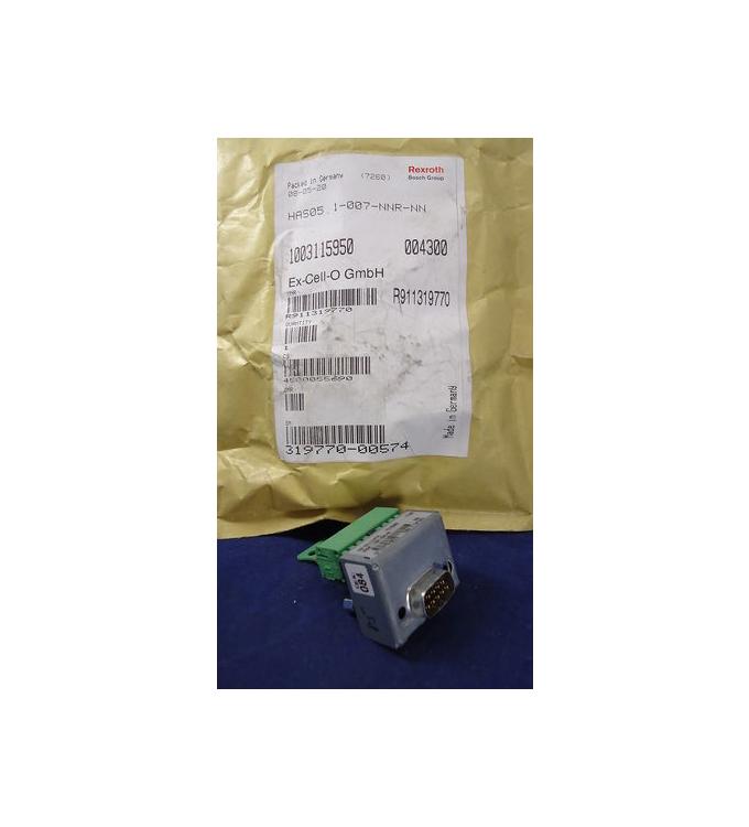 Rexroth Adapter HAS05.1-007-NNR-NN NOV