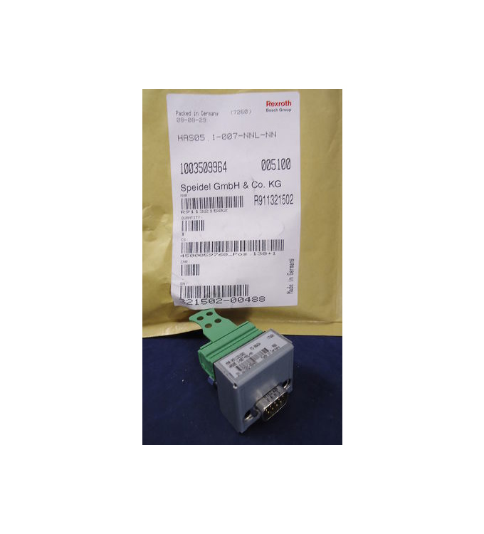 Rexroth Adapter HAS05.1-007-NNL-NN NOV