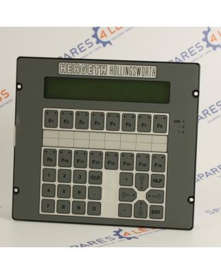 Lauer OEM Bedienkonsole OP Operator Panel PCS095 REM