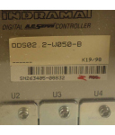 INDRAMAT Servo-Controller DDS02.2-W050-B GEB