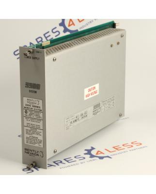 Bently Nevada 3300/11 01-02-01 Power Supply GEB