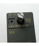 Simatic NET CP443-1 6GK7 443-1EX11-0XE0 HW:05 FW:V2.6 GEB