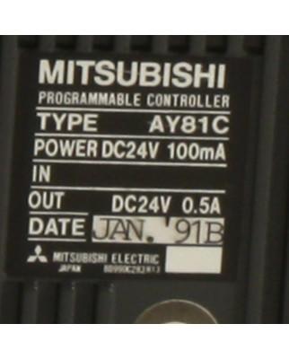 Mitsubishi Electric MELSEC Controller AY81C GEB
