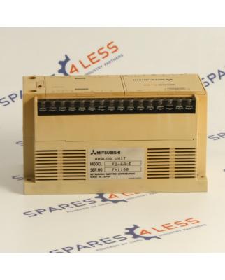 Mitsubishi Electric MELSEC Analog Unit F2-6A-E GEB