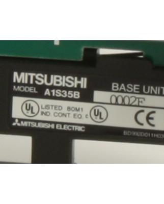 Mitsubishi Electric Base Unit A1S35B GEB