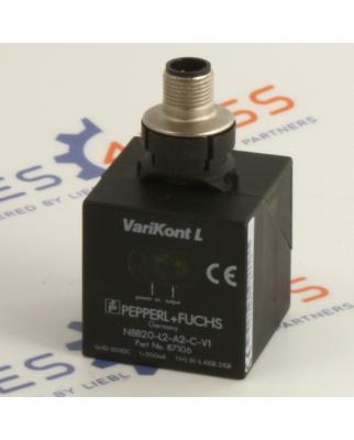 Pepperl+Fuchs Näherungssensor NBB20-L2-A2-C-V1 Part...