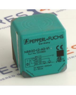 Pepperl+Fuchs Näherungssensor VariKont L...