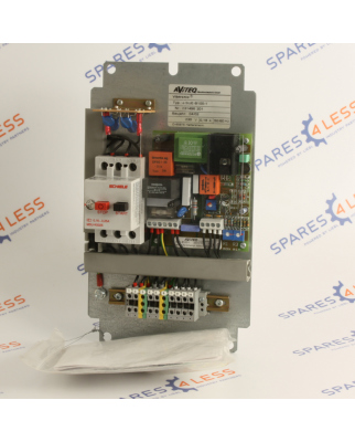 AVITEQ Controller Vibtronic e SUE-B-100-1 montiert auf...