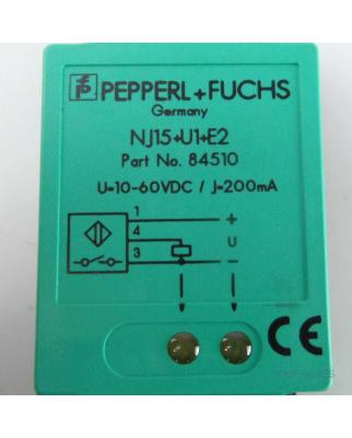 Pepperl&Fuchs Näherungsschalter VariKont...