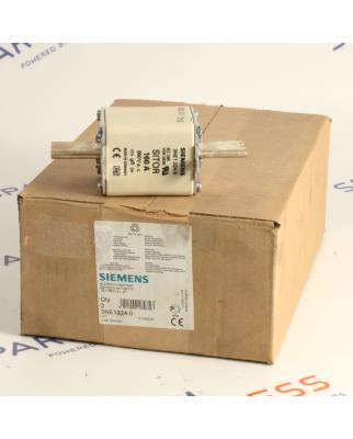 Siemens Sitor Sicherungseinsatz 3NE1224-0 (3Stk.) OVP