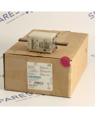 Siemens  NH-Sicherungseinsatz 3NA3114 250A (3Stk) NOV