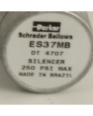 Parker Schalldämpfer ES37MB DT4707 OVP