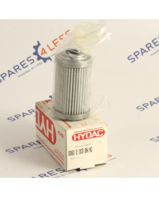 Hydac Hydraulikfilter Betamicron 0060D003BNHC OVP