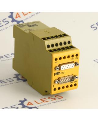 Pilz Signalanpassungsadapter PAD/SI 800/4096I/5VDC 774405...