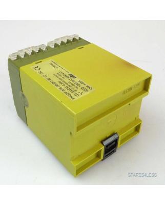 Pilz Sicherheitsschaltgerät PNOZV 30s 24VDC 3S 1Ö 1SZ 474790 GEB