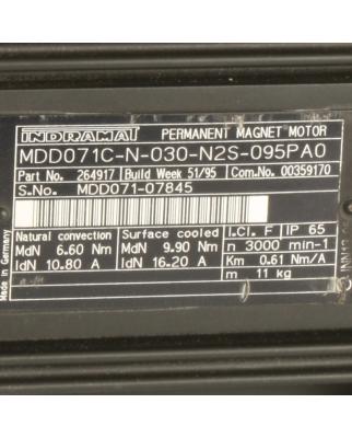 Bosch Rexroth Indramat Servomotor...