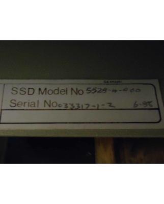 Parker / SSD Ltd. SSD Drive / AC Variable Speed Drive...