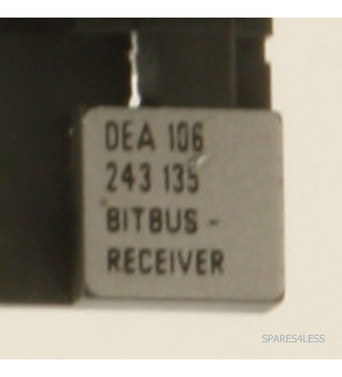 AEG Modicon Bitbus-Receiver DEA106 243135 GEB