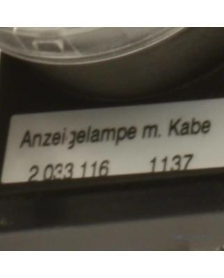 Sick Anzeigelampe mit Kabel ca. 1,4m 2033116 GEB