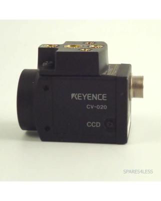 Keyence CCD Kamera CV-020 ohne Objektiv GEB