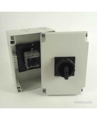 Siemens Hauptschalter 3LD2866-0TB51 OVP
