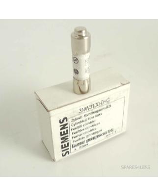 Siemens Sicherungseinsätze 3NW3100-0HG (10 Stk.) OVP