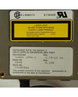DATALOGIC Barcode Scanner DS40 OVP