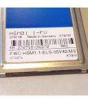 Indramat Speicher Modul HSM01.1-FW FWC-HSM1.1-ELS-05V42-MS GEB