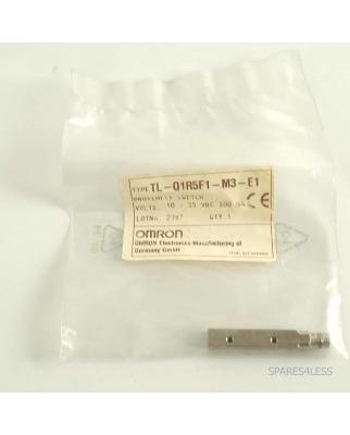 Omron Induktiver Näherungsschalter TL-Q1R5F1-M3-E1 OVP